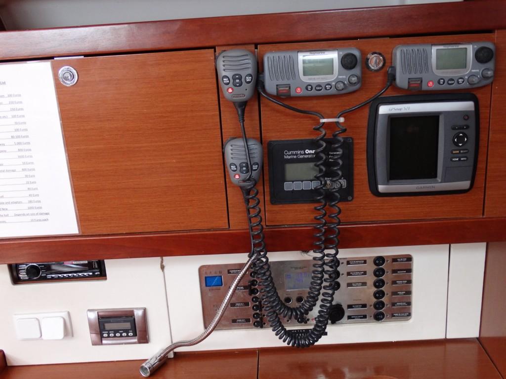 14 2vhf,radio gps