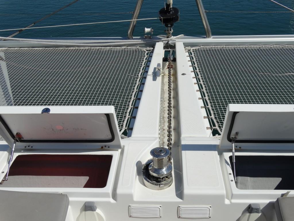 01 anchor chain 100 mt windlass