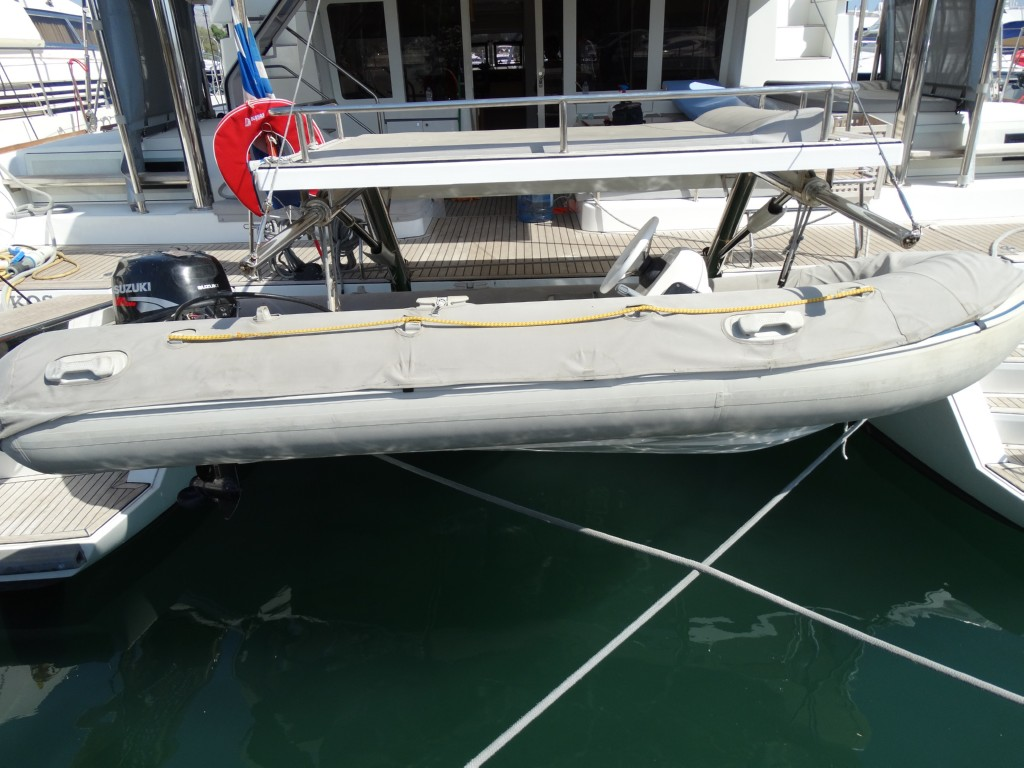 05 dinghy with outboard