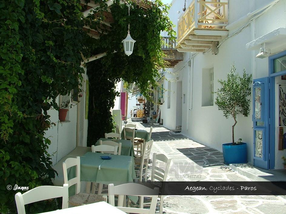 Aegean, Cyclades, Paros