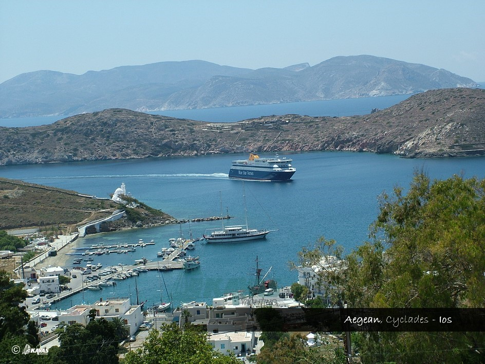 Aegean Ios (Cyclades)