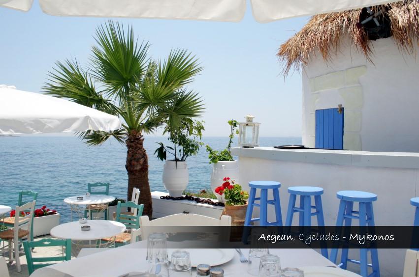 Aegean - Mykonos (Cyclades)