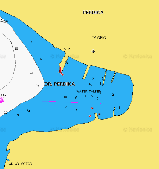 Article about Aegina island History nautical info sightseeing