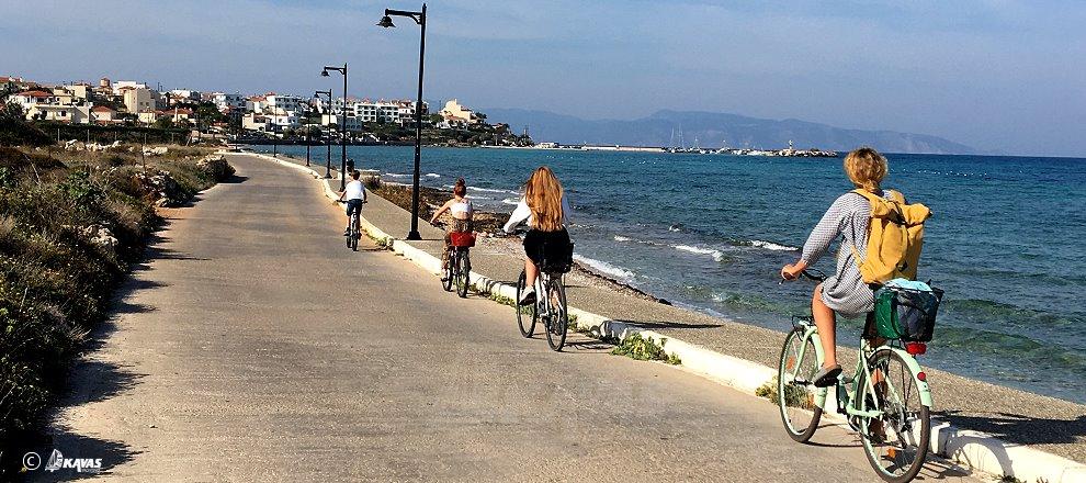 Agistri cycling