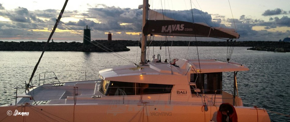 Kavas fleet recent purchase of 2 catamarans
