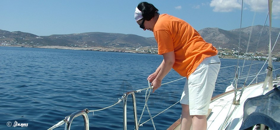 bareboar crew charter greece