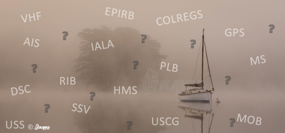 abbreviations of the boating world