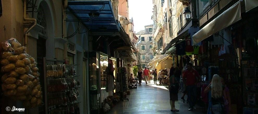 Corfu cost living