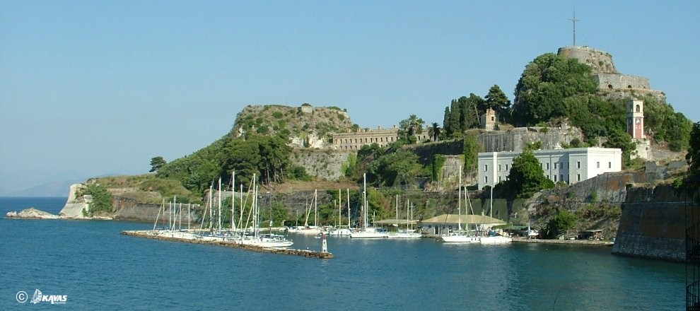 Corfu yacht charter