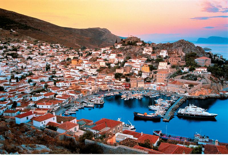 Best Restaurants Hydra Island Greece