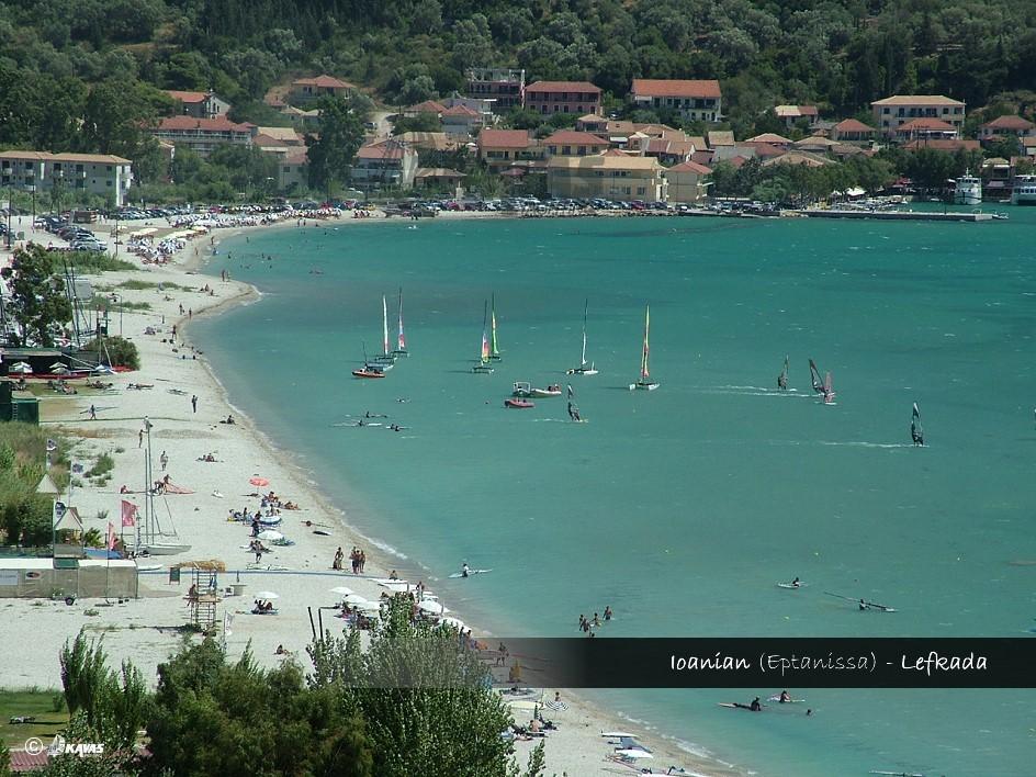 Ionian - Lefkada