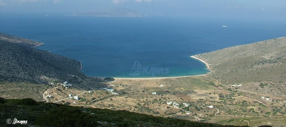 Ios - Aghia Theodoti beach