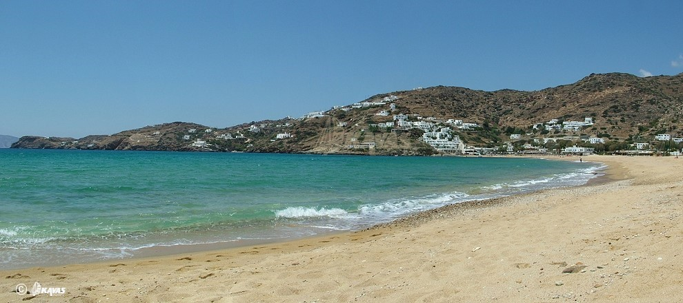 Ios - Mylopotas beach