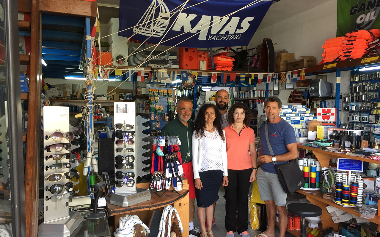 Kos Yacht and Sailor Store