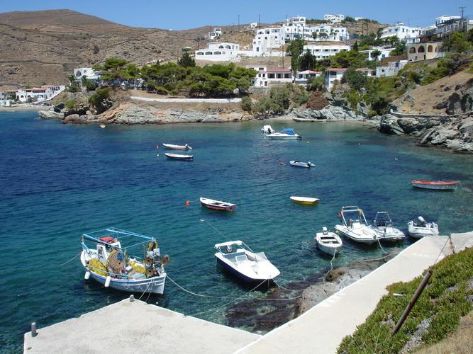 Destination Kythnos