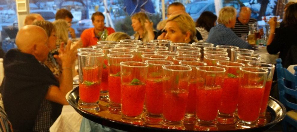 Acropolis Regatta opening party