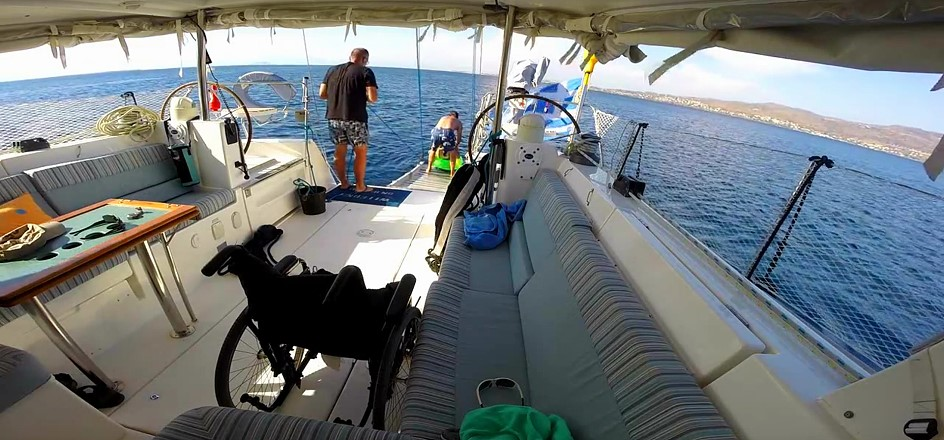 sailing for the disabled