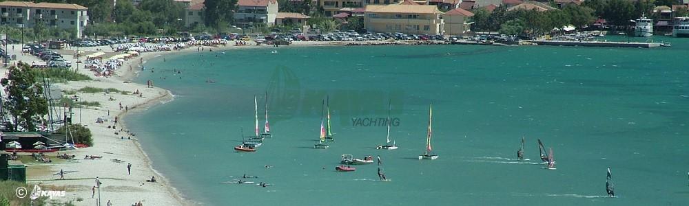 sailing ionian