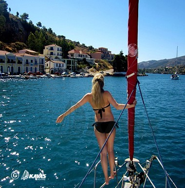 yacht charter greece - bareboat or crewed