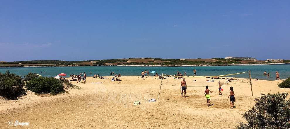 Antiparos beach
