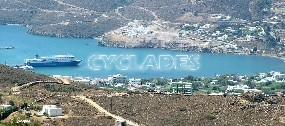Cyclades, Andros