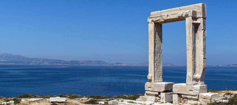 Apollo temple - Naxos