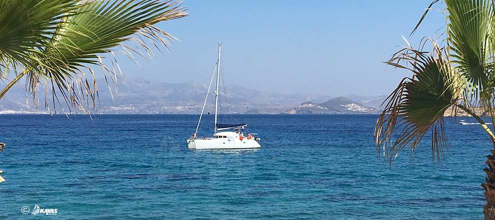 Paros Cyclades yacht charter