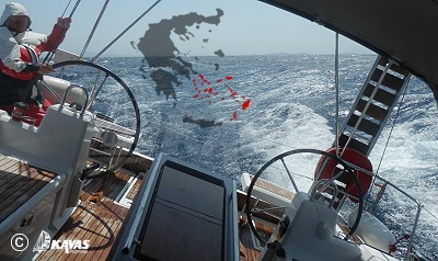 Winds in Aegean