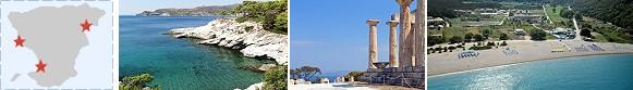 Aegina secret anchorages