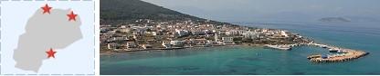 Agistri isl anchorages