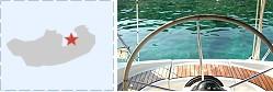 Dokos isl. secret anchorages