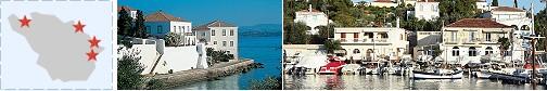 Spetses isl. secret anchorages
