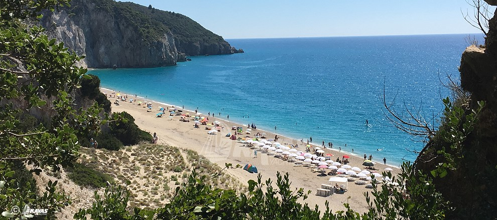 Lefkada - Mylos beach