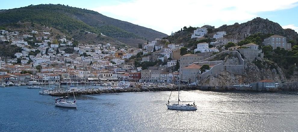 Hydra sailing holidays