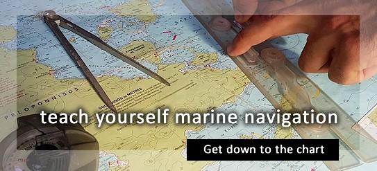 teach yourself marine navigation