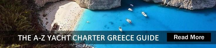 Yacht charter Greece Guide 2020