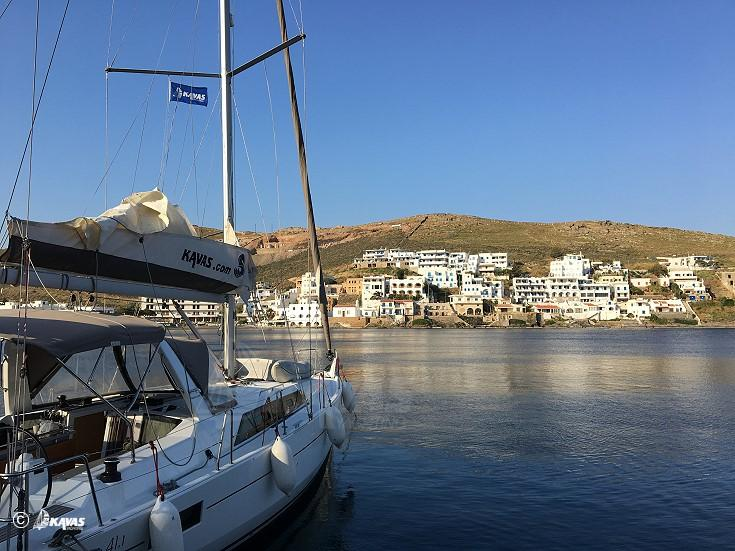 Kythnos, Cyclades