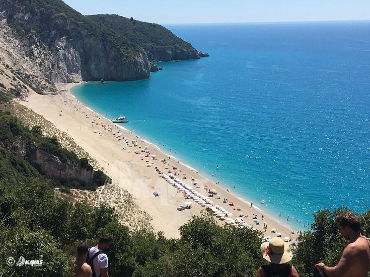 Lefkada Ionian Sea