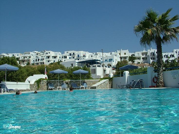 Paros, Cyclades