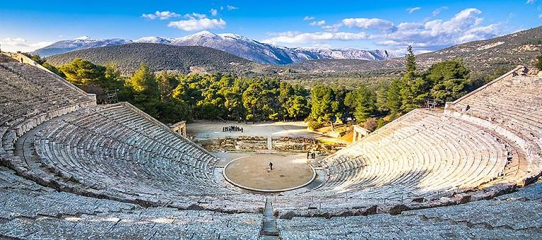 anc greek theatre
