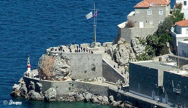 Hydra island - Saronic