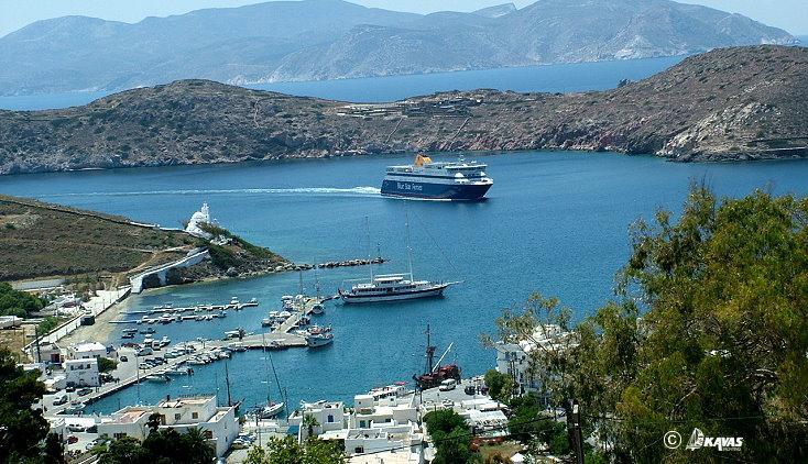 Ios island - Cyclades