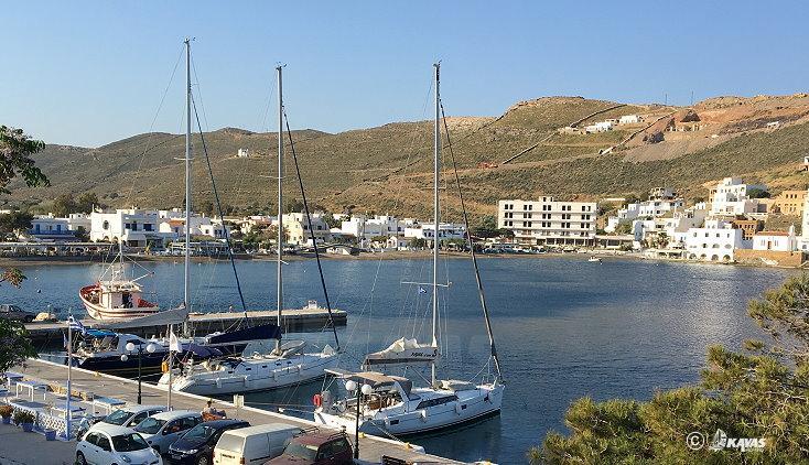 Kythnos island - Cyclades