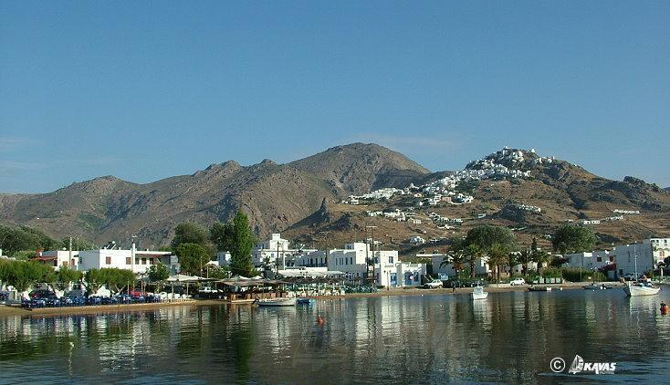 Serifos island - Cyclades
