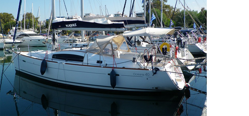 OCEANIS 40 for sale