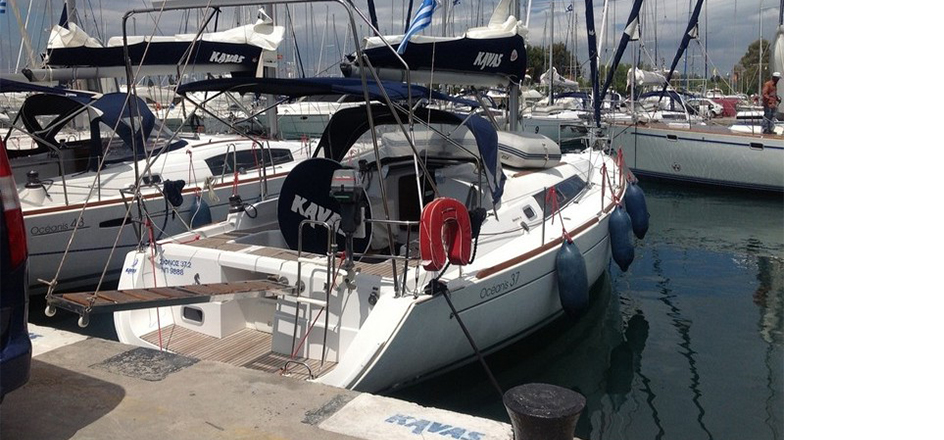 OCEANIS 37 for sale