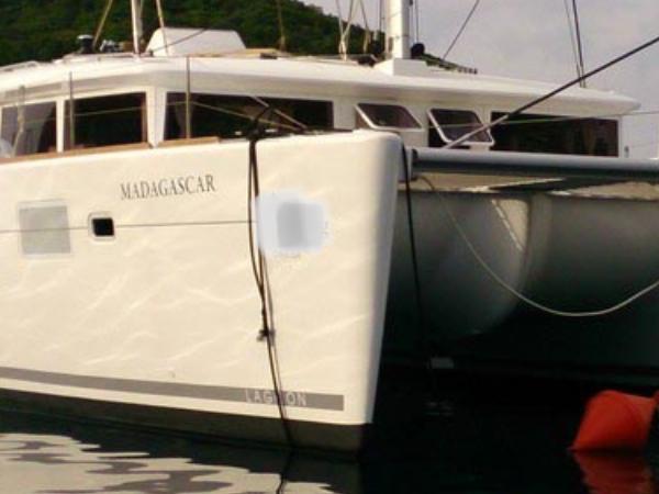 Lagoon 450 7