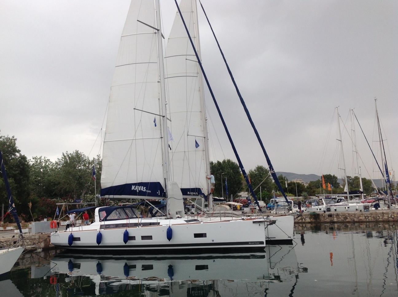 Beneteau Oceanis 55 0