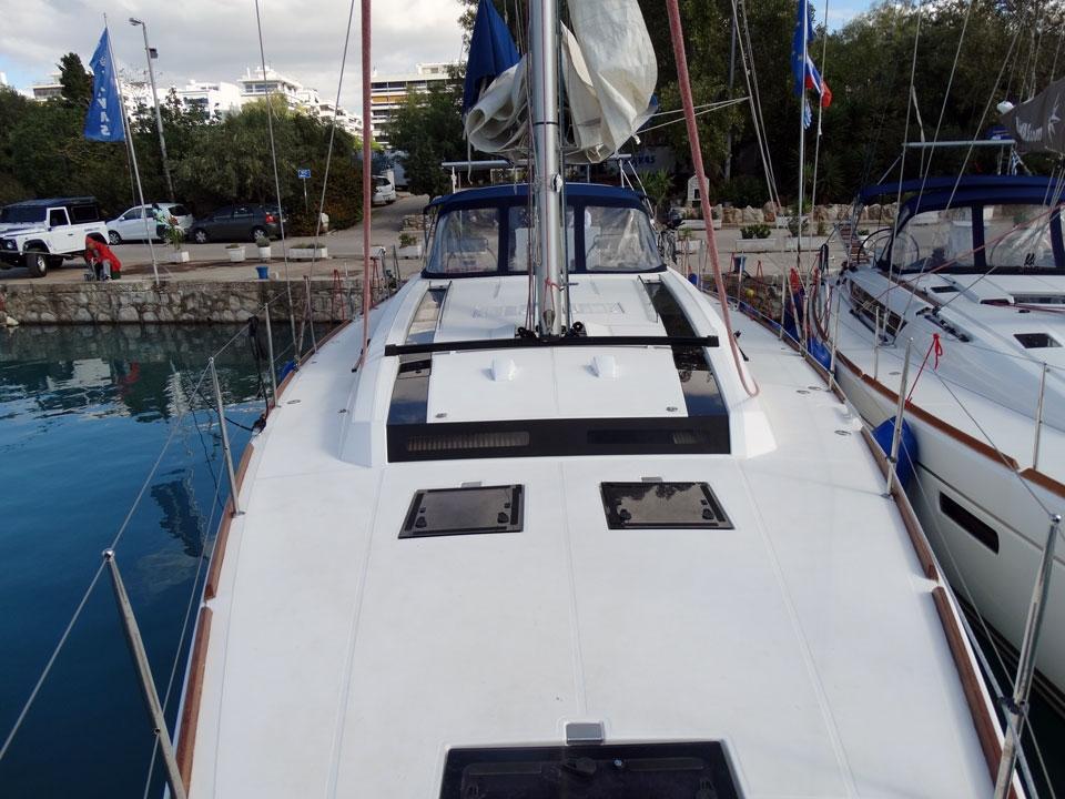 Beneteau Oceanis 55 2
